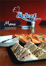 The Cover of Our Menu